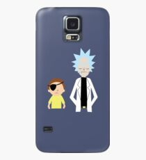 Evil Rick and Morty [PLAIN] Case/Skin for Samsung Galaxy