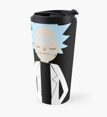 Taza de viaje Evil Rick y Morty [NORMAL]