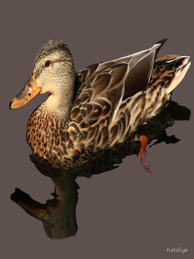 Duck Tee by KatsEye