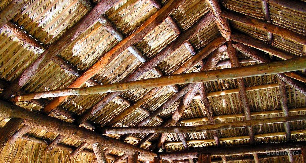 Ceiling Hut by GolemAura