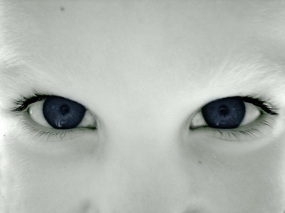 eyes of a babe by loramae