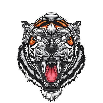 Tiger robotic by sager4ever