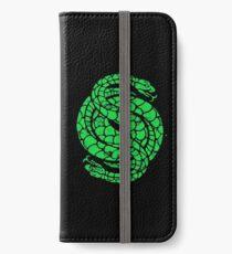 Strange Snake 2 iPhone Wallet/Case/Skin