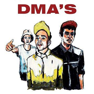 DMA's by ADesignForLife