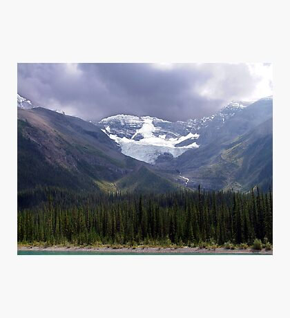 Faces of the Rockies Photographic Print