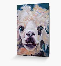 Llama 2 Greeting Card