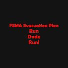 FEMA Evacuation Plan by teesbyveterans