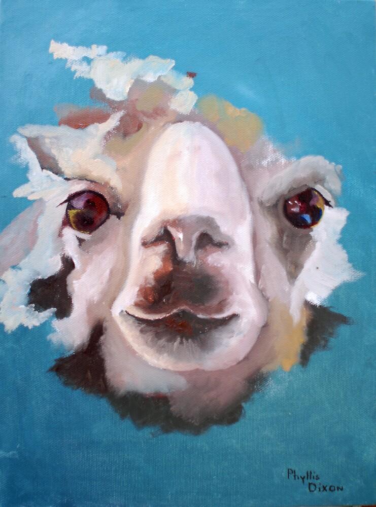 Llama 3 by Phyllis Dixon