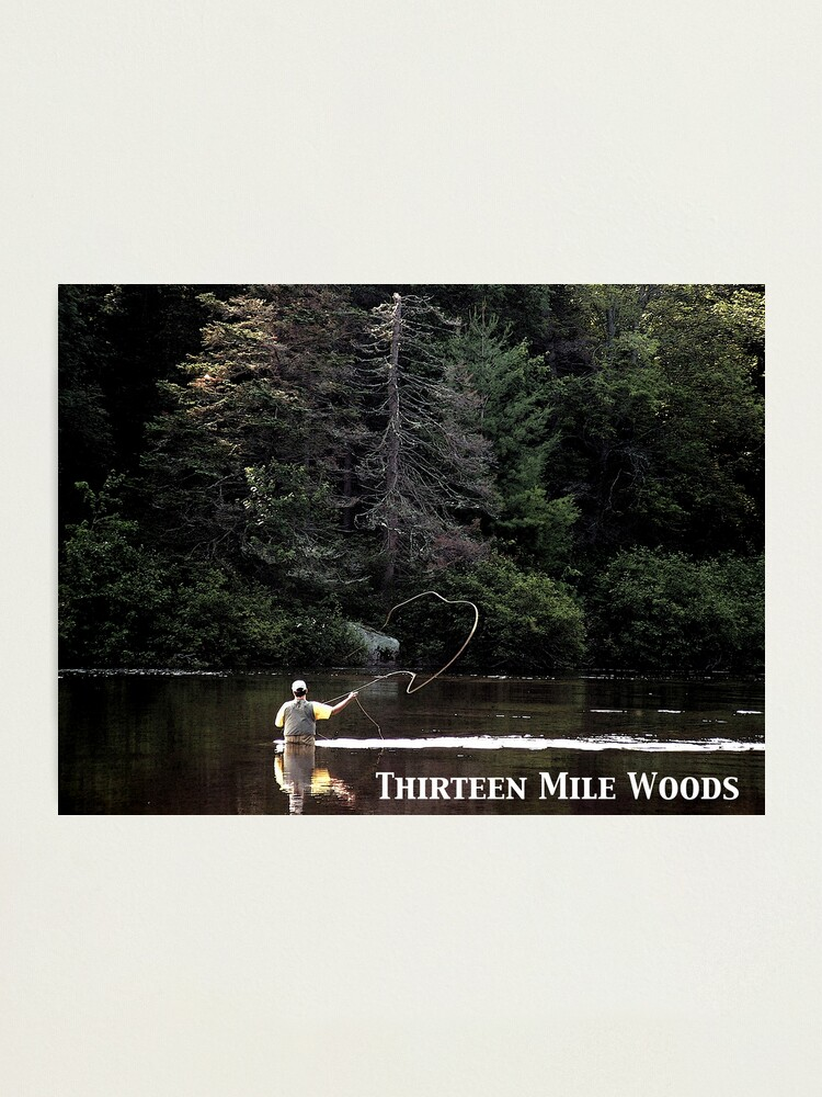 Alternate view of Thirteen Mile Woods Poster Photographic Print