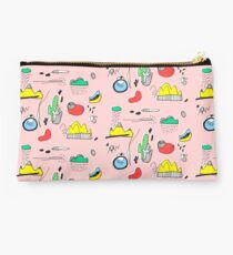 Cactus Mountain Studio Pouch