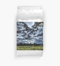 English Landscape Duvet Cover