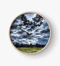 English Landscape Clock