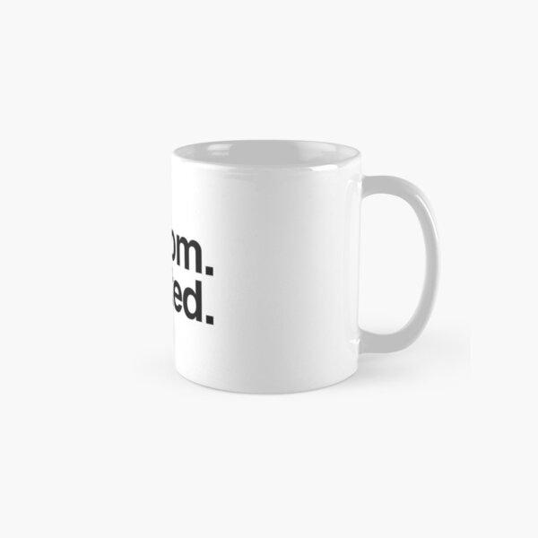 boom. roasted. Classic Mug