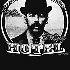 H.H. Holmes- World's Fair Hotel by crowjandesigns