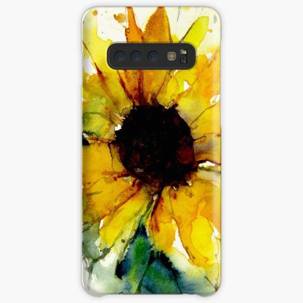 sunflower Samsung Galaxy Snap Case