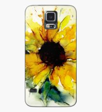 sunflower Case/Skin for Samsung Galaxy