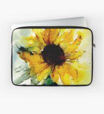 Sonnenblume Laptoptasche
