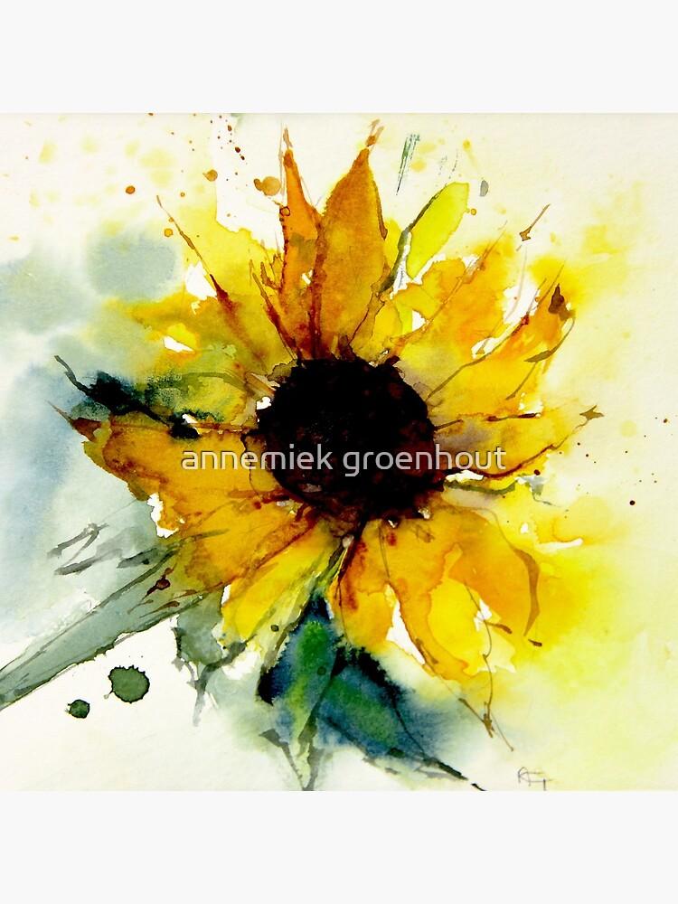 sunflower by welallmwel
