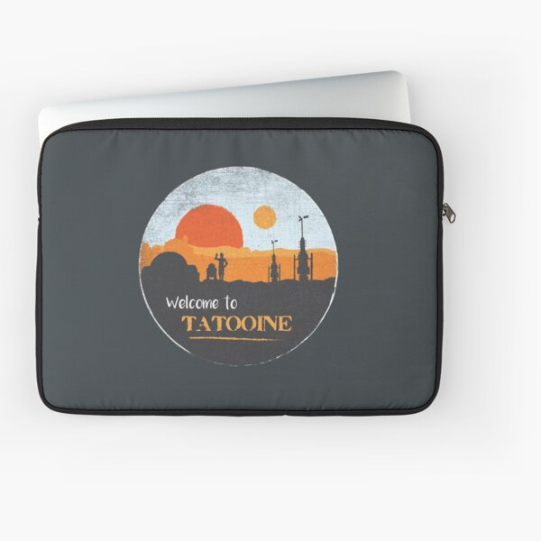 Welcome to Tatooine Laptop Sleeve