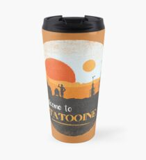 Welcome to Tatooine Travel Mug