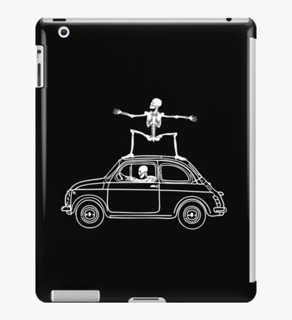 Fiat Surfing iPad Case/Skin