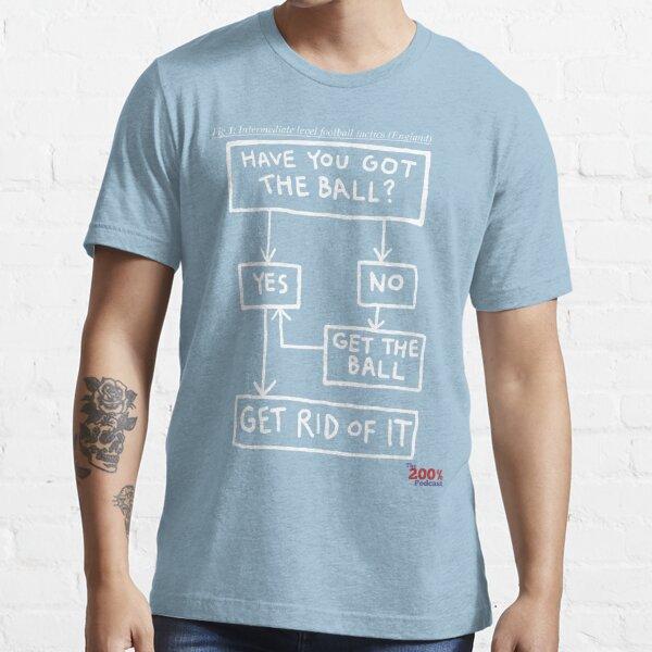 Intermediate football tactics t-shirt Essential T-Shirt