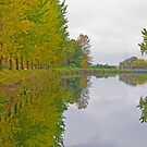 Fall Reflections by Mike Oxley