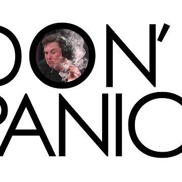 Don't panic, stoned edition by Eurozerozero