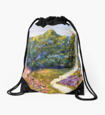 Silent Valley Drawstring Bag