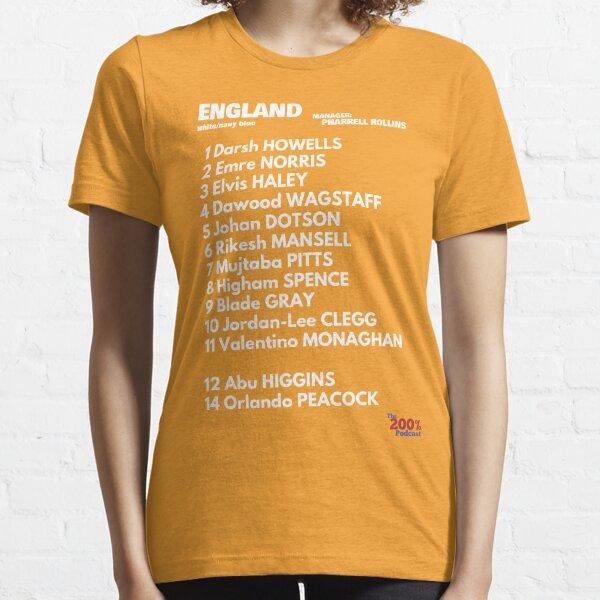 England XI t-shirt Essential T-Shirt