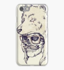 Wolf Hat iPhone Case/Skin