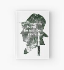 May The Fourth Be With You Hardcover Journal