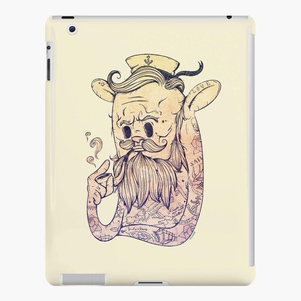 Hello Sailor!! iPad Case & Skin