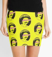 God save the Queen Mini Skirt