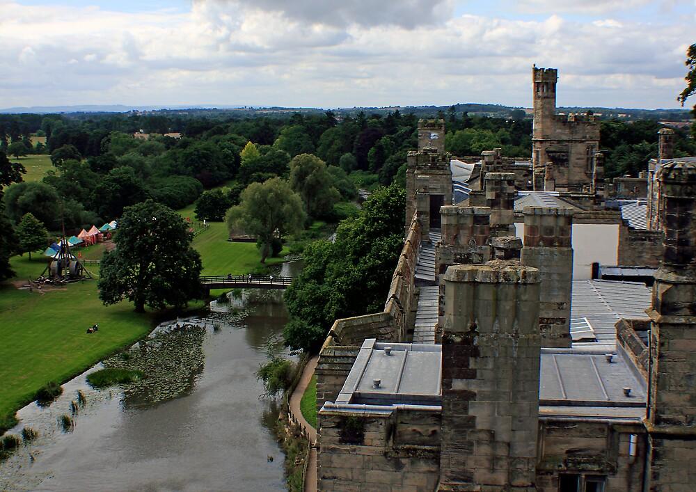 Warwick Castle by Waggywag