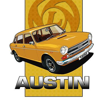 Austin 1800 by limey57