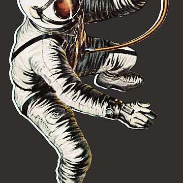 Weltraummann von sirllamalot