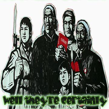 Peasants Revolt by weegieschemie