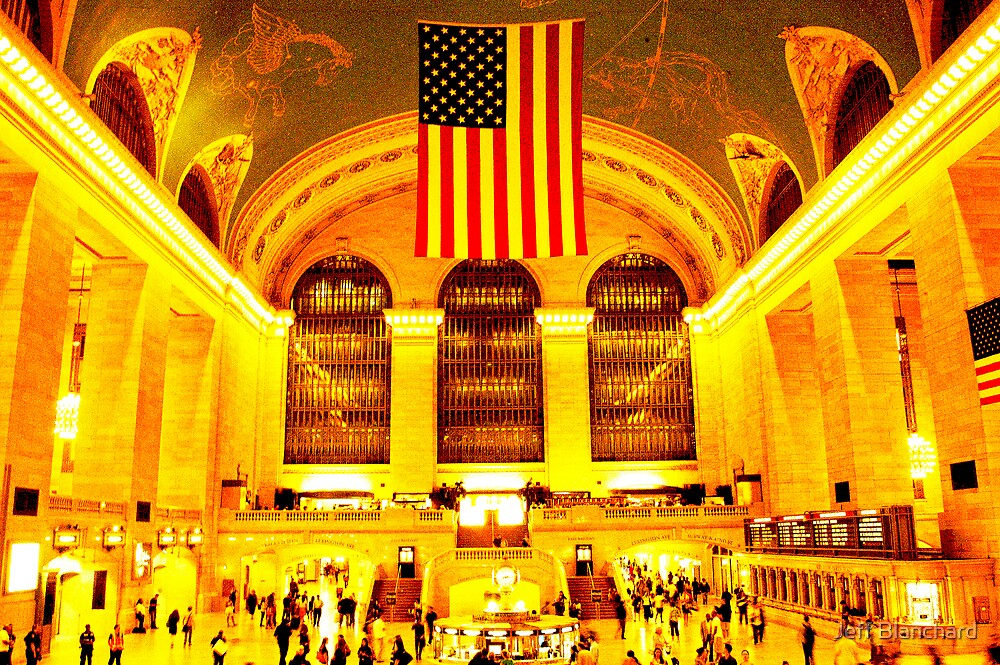 Grand Central Station by Jeff Blanchard