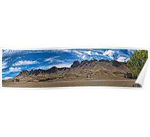 Te Mata Peak, Hawke's Bay, New Zealand Poster