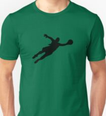 Goalie Parry 2 Unisex T-Shirt