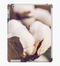 Cotton Field 24 iPad Case/Skin