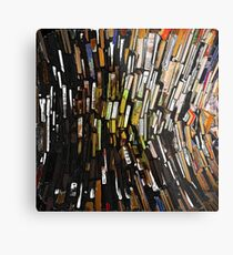 for the love of books  Metal Print