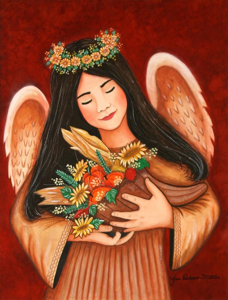 Harvest Angel by SueMiller