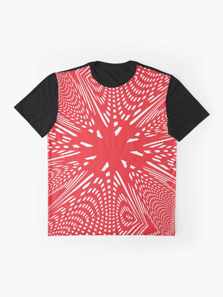 Alternate view of Art #Art #abstract #pattern #design #blue #fractal #wallpaper #digital #graphic #texture #green #art #backdrop #pink #light #red #flower #decorative #star #purple #white #color #psychedelic #geom Graphic T-Shirt