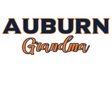Auburn Grandma by robinherrick