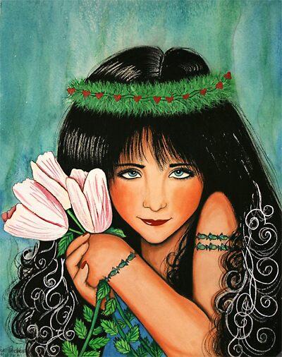 Princess Melia by SueMiller