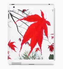 Acer Leaf. Grasmere. iPad Case/Skin