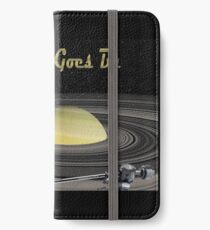 As Time Goes By iPhone Wallet/Case/Skin