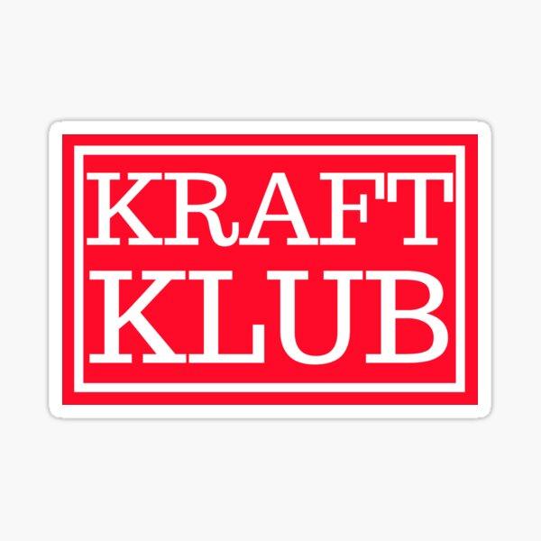 KRAFTKLUB # 2 Sticker
